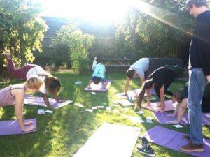Kd Yoga at Home