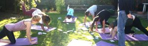 Kdyoga Classes at home