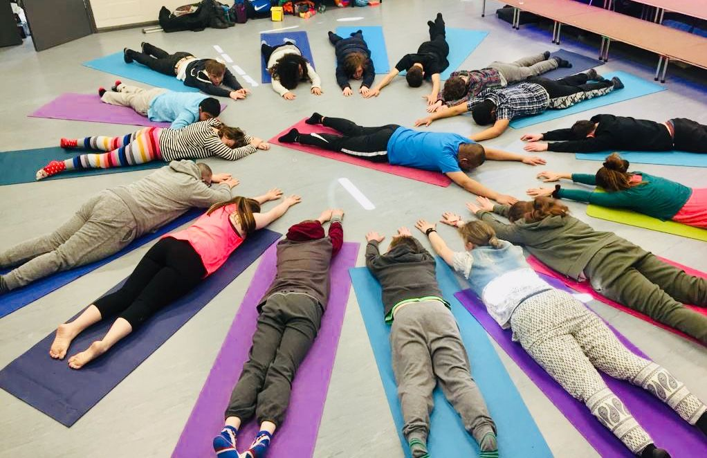 Kd Yoga in Education